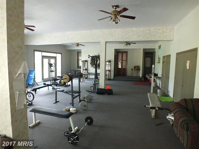 The home of our future fitness studio